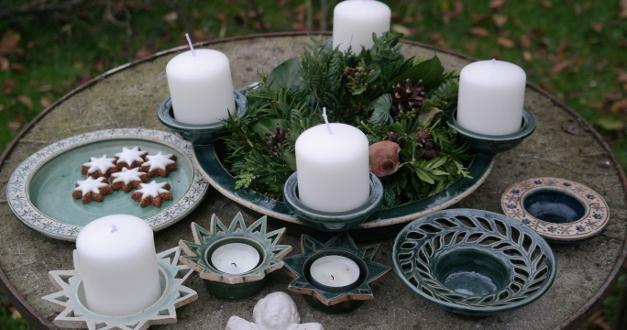 Keramik F 252 R Die Weihnachtszeit Keramikwerkstatt Baumgartner